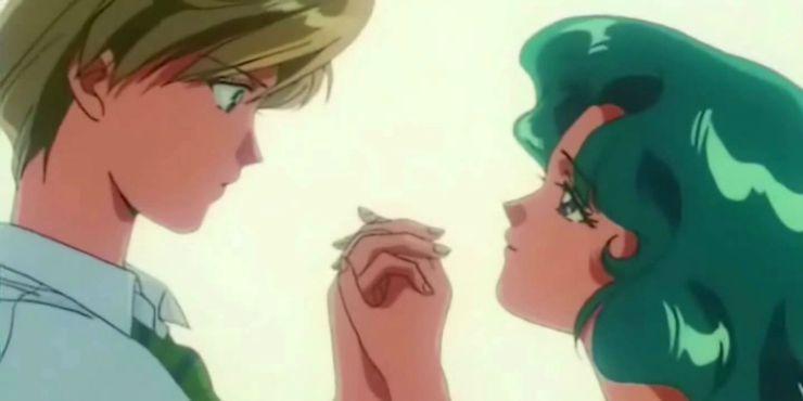 Sailor Moon Neptune And Uranus