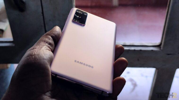 Samsung Galaxy S21 Ultra Prend En Charge Le S Pen,