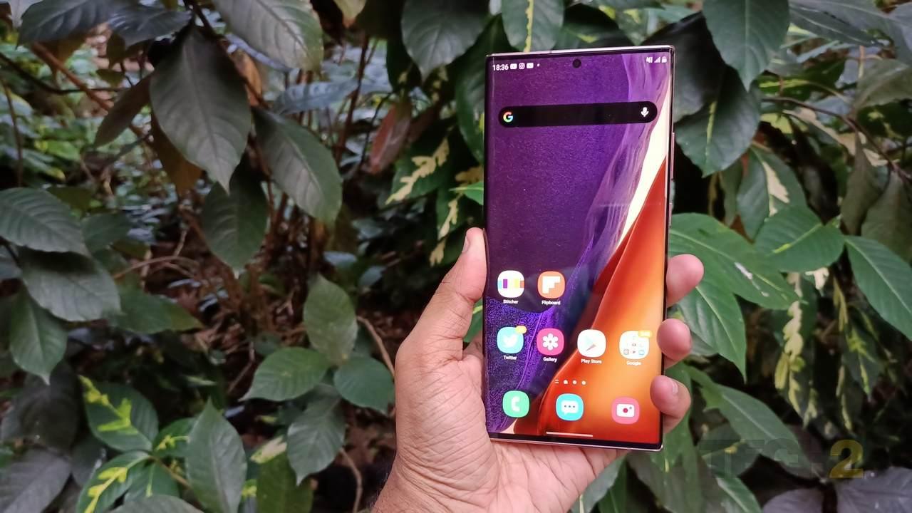 Samsung Pourrait Ne Pas Lancer La Série Galaxy Note 21