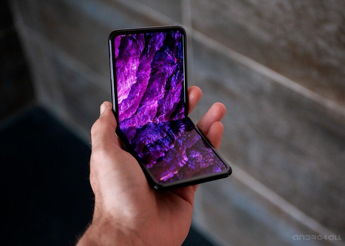 Écran Samsung Galaxy Z Flip
