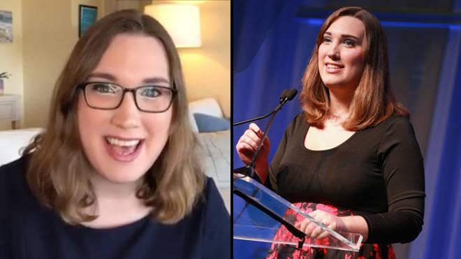 Sarah Mcbride Devient La Première Sénatrice D'un État Ouvertement Trans
