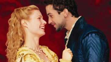 Shakespeare In Love Oscar Win De Gwyneth Paltrow N'a Aucun