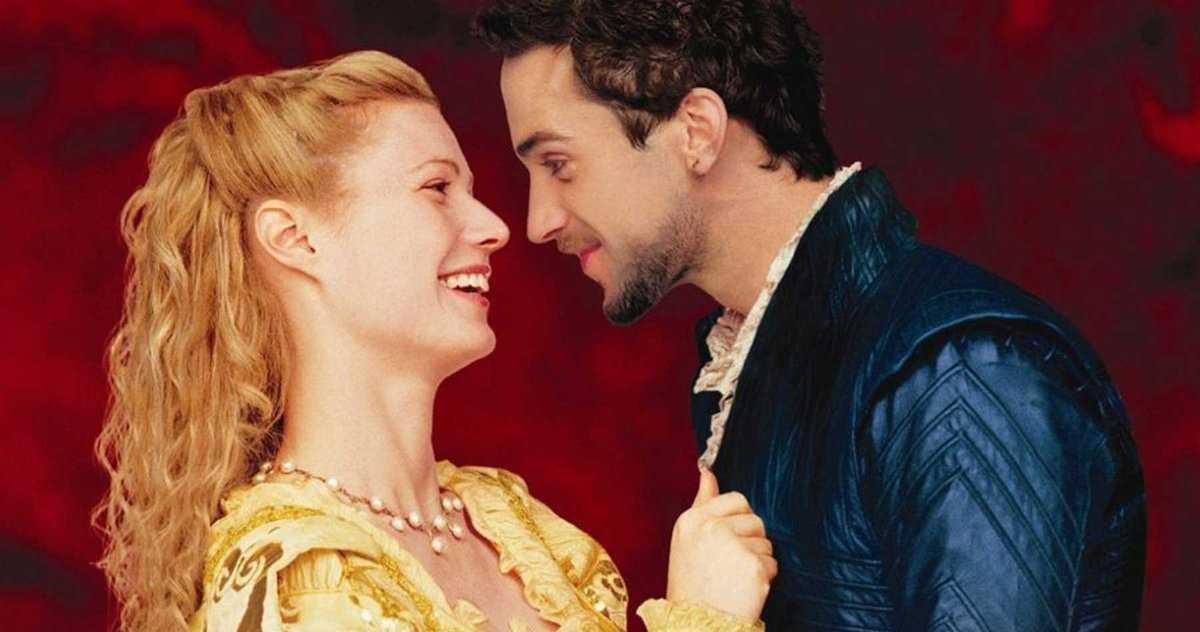 Shakespeare In Love Oscar Win De Gwyneth Paltrow N'a Aucun