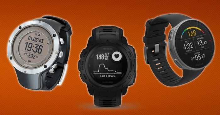 Offre de montres connectées de sport