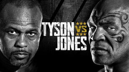 Sky Diffuse Mike Tyson Contre Roy Jones Jr.le 28 Novembre