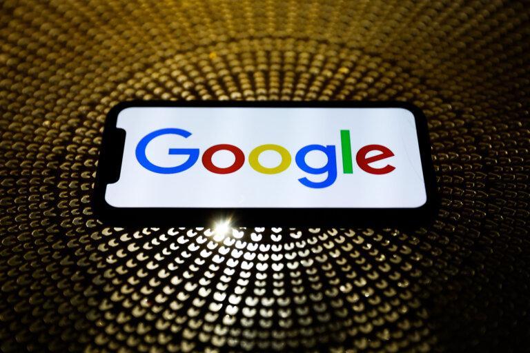 Smartphones Android: Google Tue Votre Volume De Données Poursuite