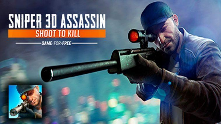 Sniper 3d Mod Apk: Téléchargez Pour Connaître Les Fonctionnalités Passionnantes