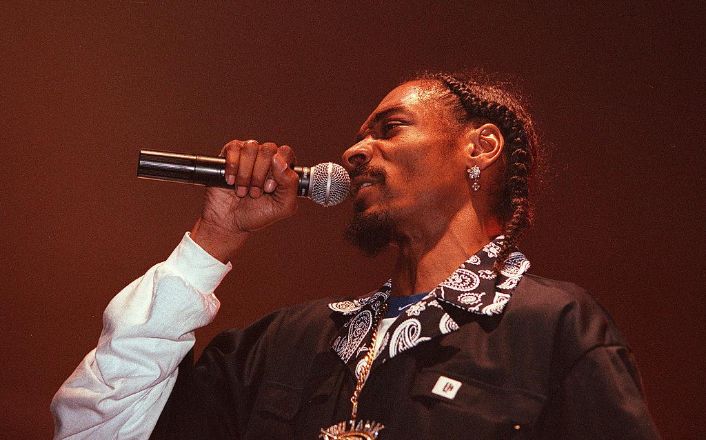 Snoop Dogg en levrette