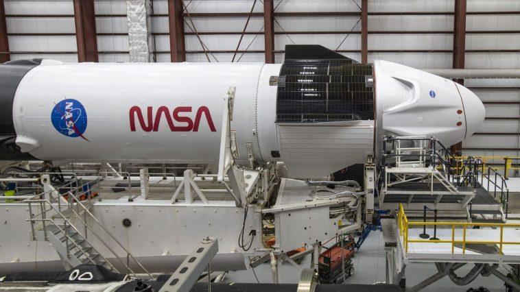 Spacex Et La Nasa Retardent Le Lancement De L'astronaute Crew 1