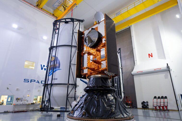Spacex Lancera Samedi Le Satellite De Cartographie Océanique Sentinel 6. Regardez Le