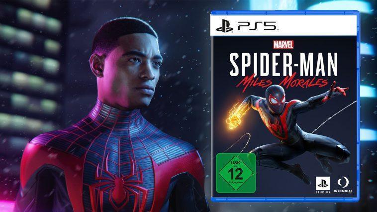 Spider Man Miles Morales: Achetez Maintenant Pour La Sortie