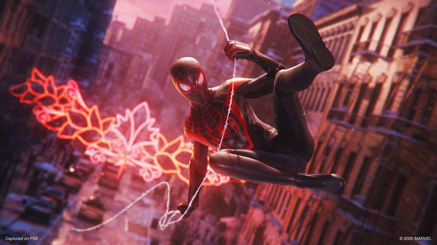 Spider Man: Miles Morales Heure De Sortie, Date De Sortie