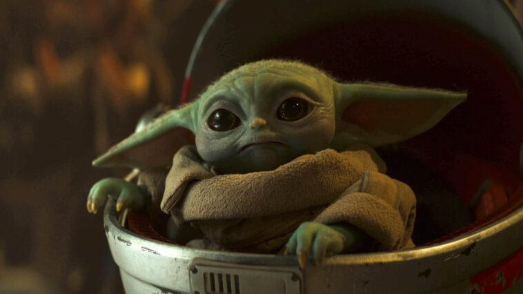 Star Wars: Baby Yoda Voyage Réellement Dans L'espace Arrivée