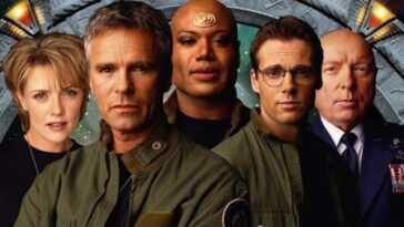 Stargate Populaire: La Série Sg 1 Bientôt Sur Netflix Mais