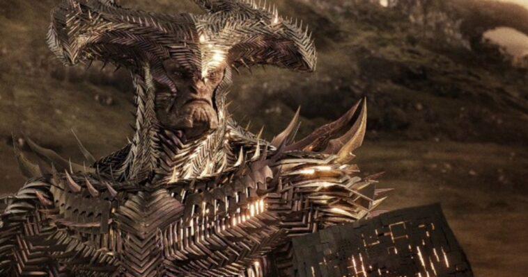 Steppenwolf Se Prépare Pour La Bataille Dans Un Nouveau Look