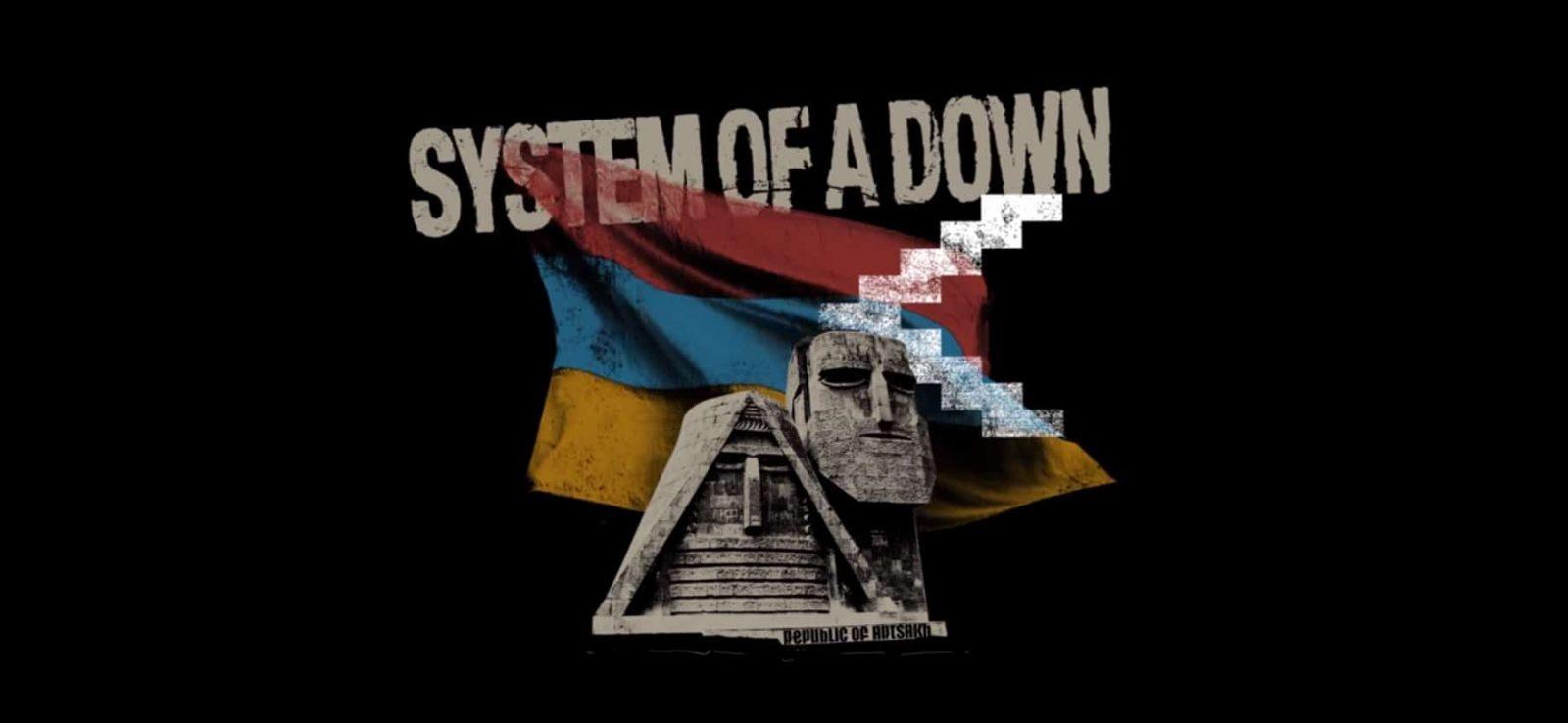 System Of A Down Sort Deux Nouvelles Chansons Après 15