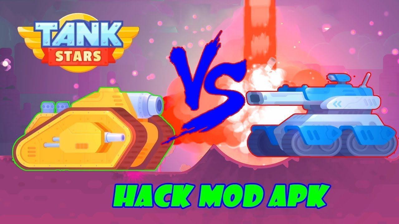 Tank Stars Mod Apk: Découvrez Toutes Les Fonctionnalités Déverrouillées Et