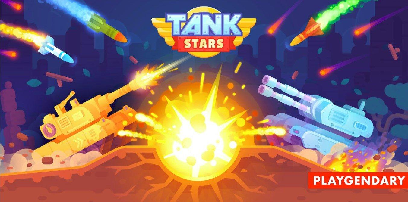Tank Stars Mod Apk: Enrichissez L'expérience Du Champ De Bataille