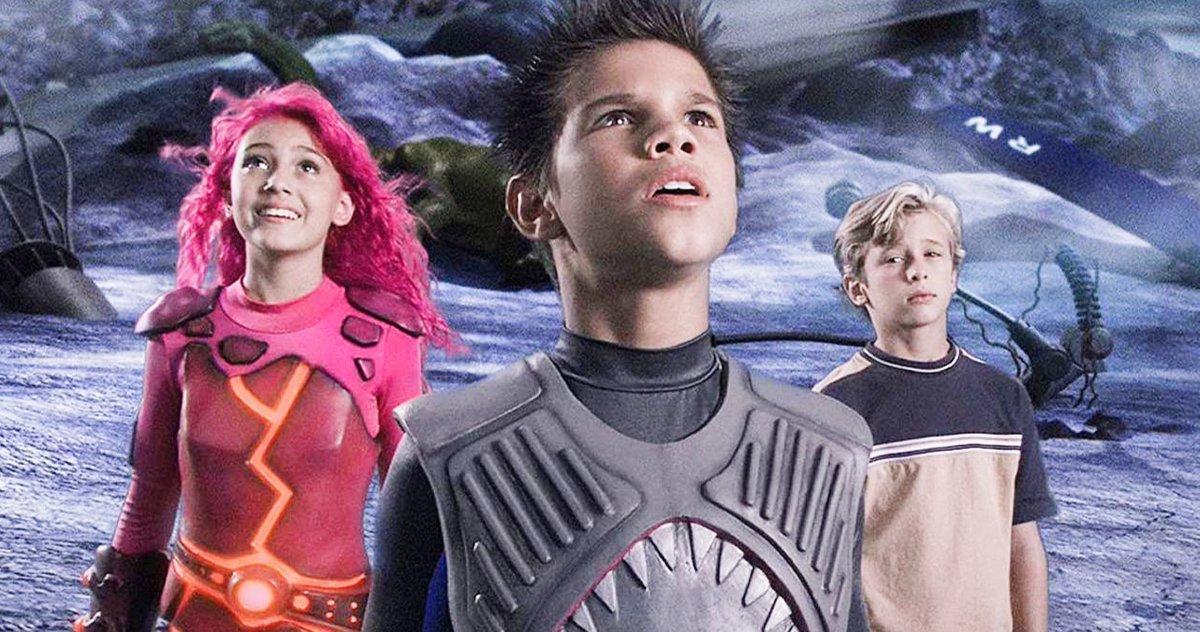 Taylor Lautner N'est Pas Sharkboy Dans Le Spin Off We Can