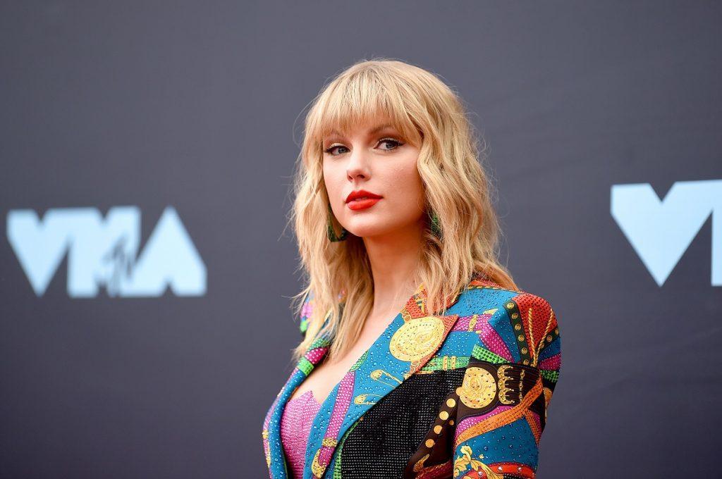folklore artist Taylor Swift