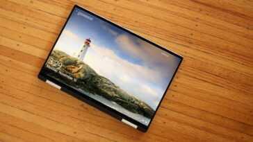 Test Du Dell Xps 13 2 En 1 9310: Des Côtelettes De