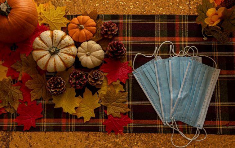 Thanksgiving Avec La Famille Et Les Amis Est Une Mauvaise