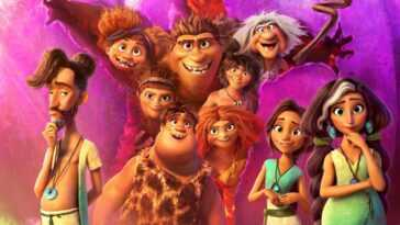 The Croods 2: Un Nouvel âge Remporte La Billetterie Du
