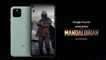 The Mandalorian: Google Et Disney Présentent Une Application D'expérience Ar