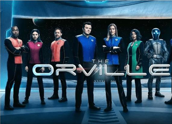 The Orville Saison 3: Date De Sortie Et Entrée Globale