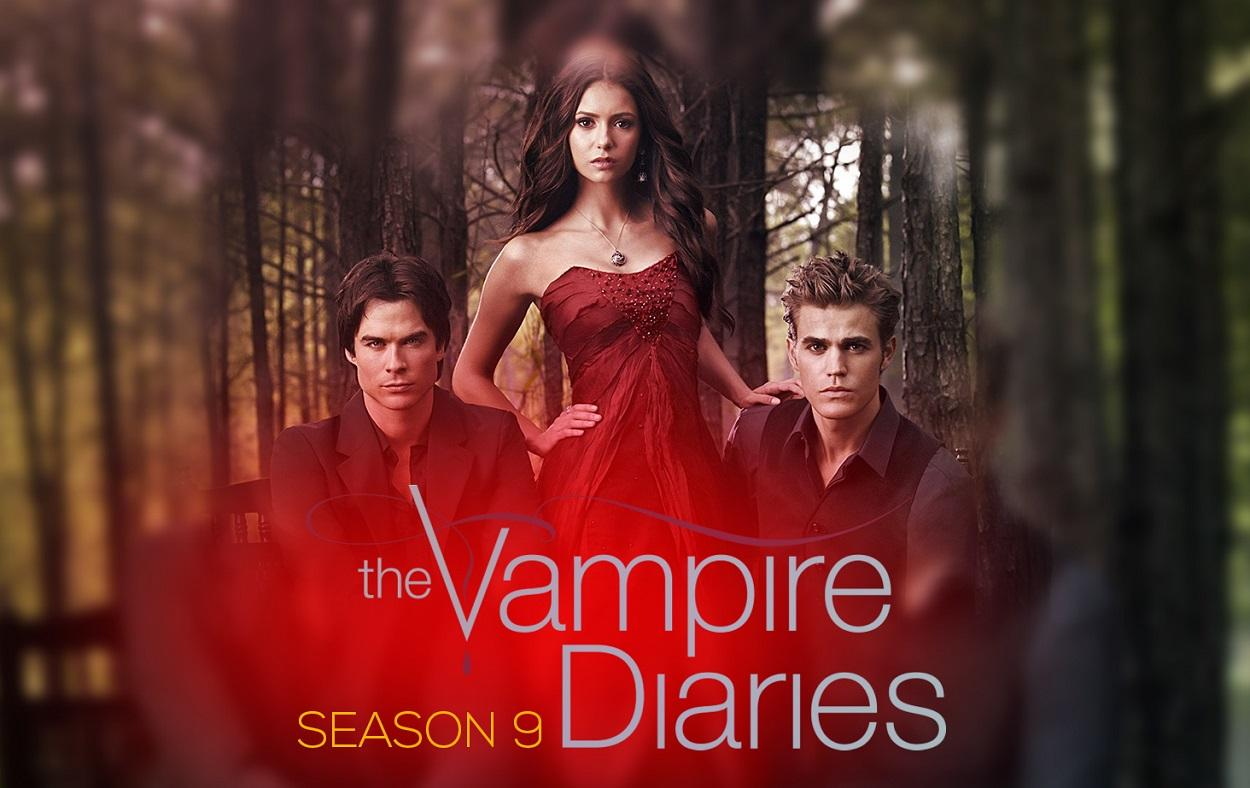 The Vampire Diaries Saison 9: Date De Sortie, Distribution, Intrigue