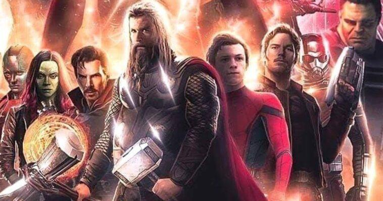 Thor: Love And Thunder Mcu Cast Ressemble Plus à Avengers