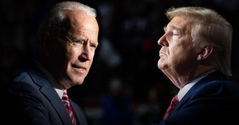Trump Chante La Victoire Et Biden Appelle à La Prudence