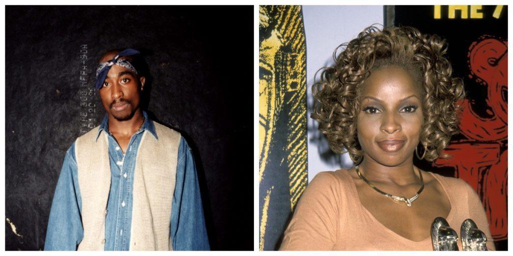 Tupac Mary J Blige
