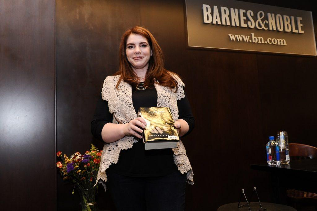 Stephenie Meyer, author of the Twilight books