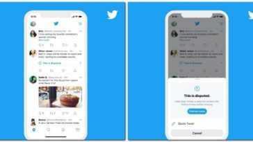 Twitter Affichera Désormais Un Avertissement Aux Utilisateurs S'ils Essaient De