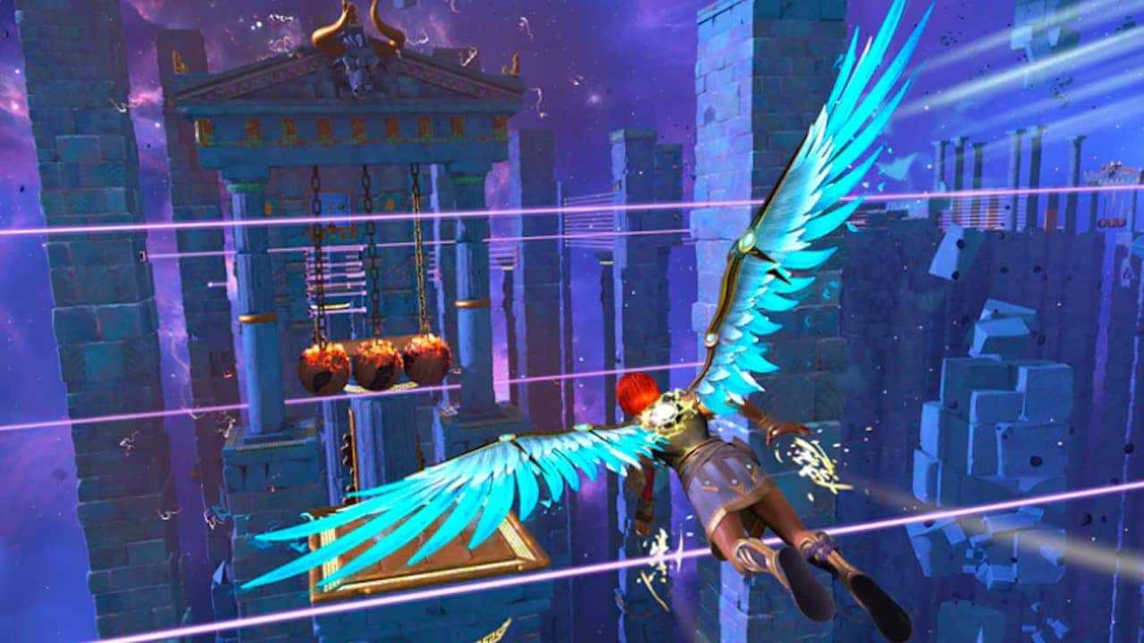 Ubisoft publie la bande-annonce d'Immortals Fenyx Rising, disponible le 3 décembre