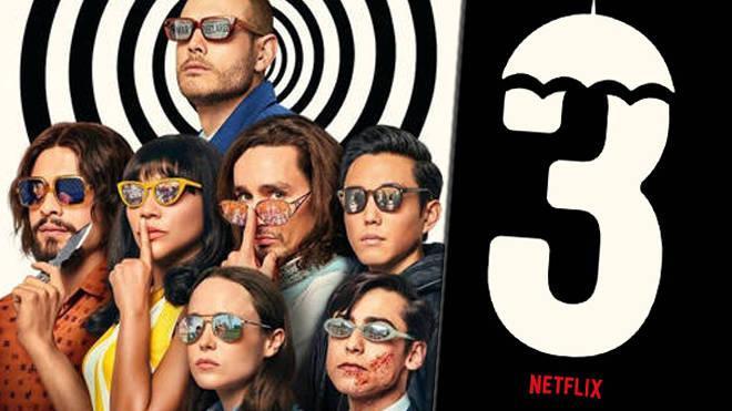 Umbrella Academy La Saison 3 Confirmée Par Netflix