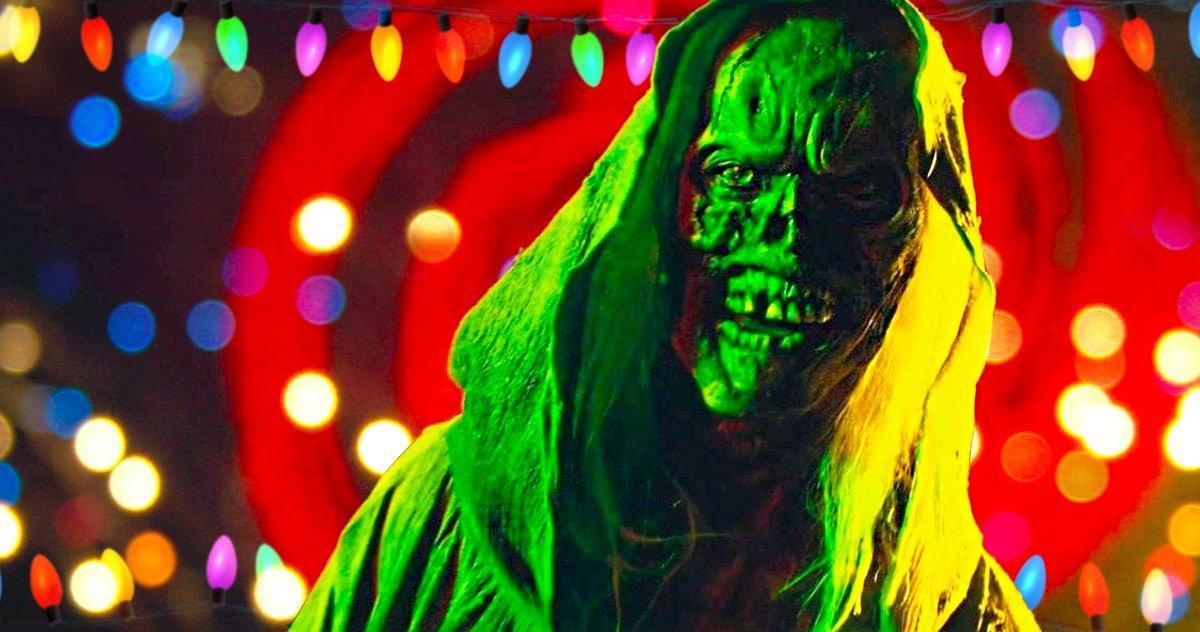 Un Spécial De Vacances Creepshow Apportera La Joie De Noël