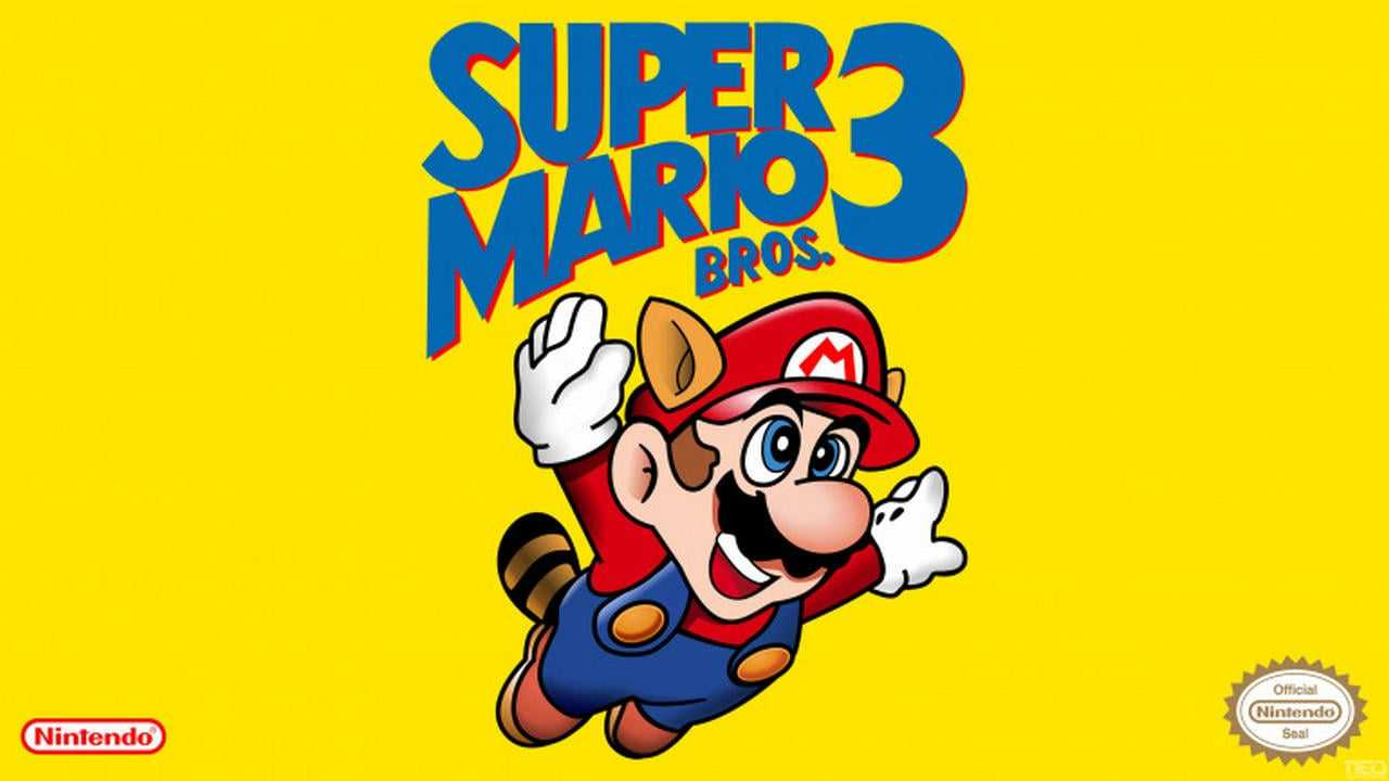 Une Copie Scellée De Super Mario Bros 3 établit Un
