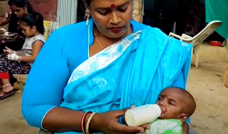 Une Femme Trans Abandonnée Alors Qu'elle était Enfant Devient Mère