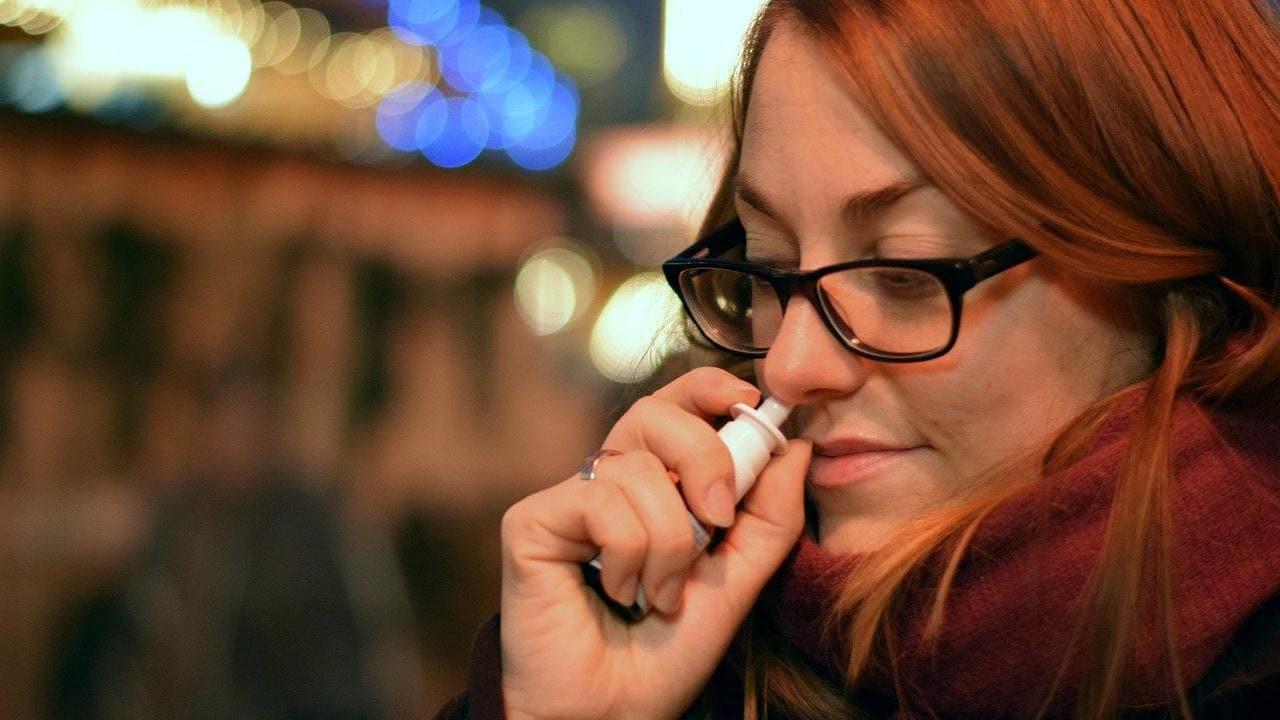 Une Petite étude Développe Un Spray Nasal Non Toxique Prévenant