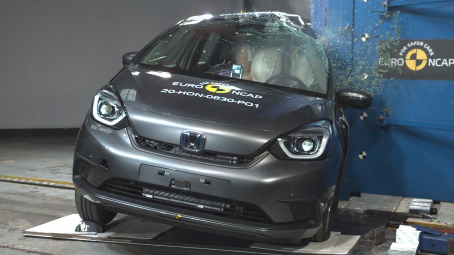 Une Preuve Périmée? Mazda Mx 30 Et Honda Jazz Testées Par