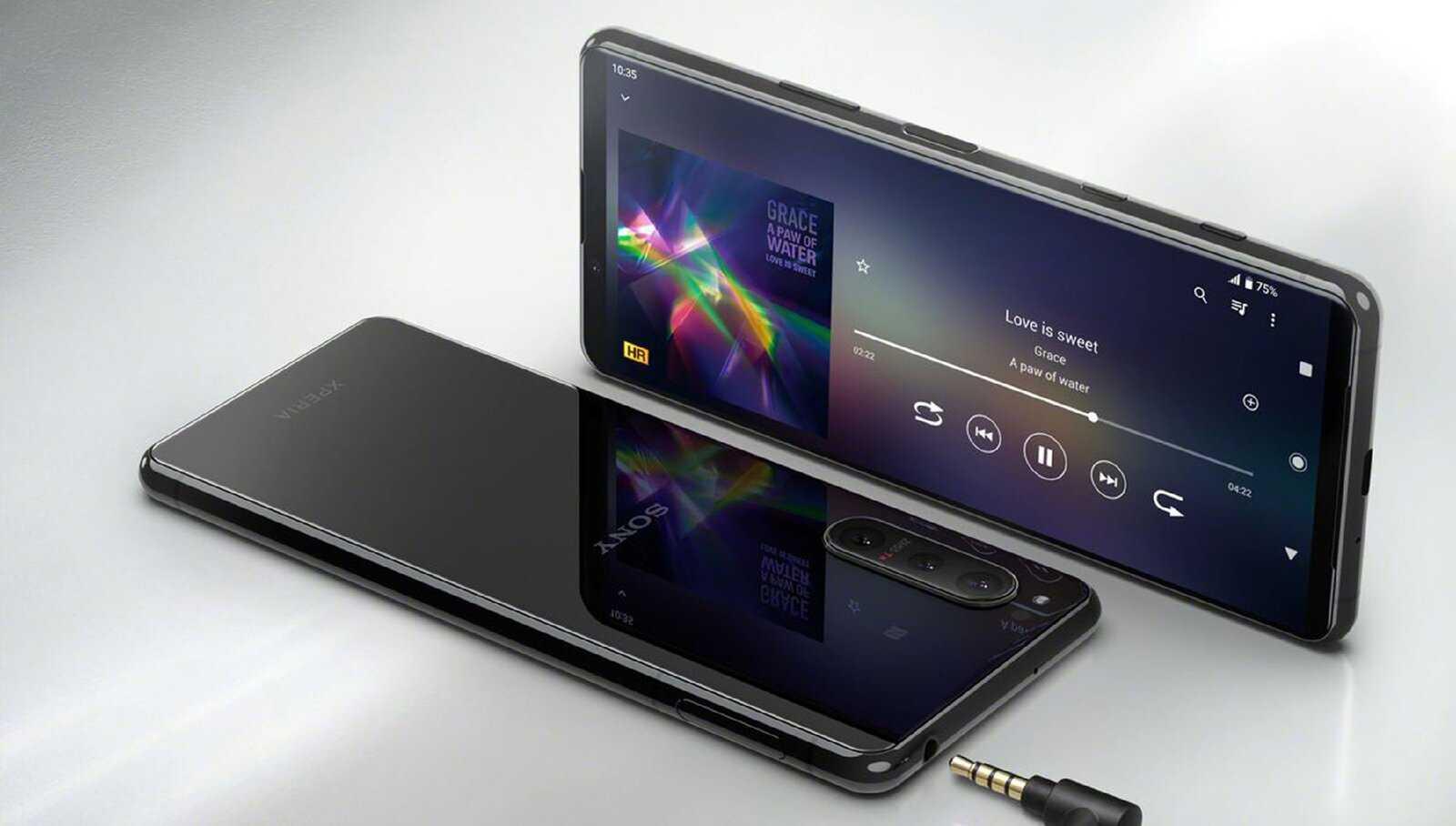 Nouveau mobile compact de Sony