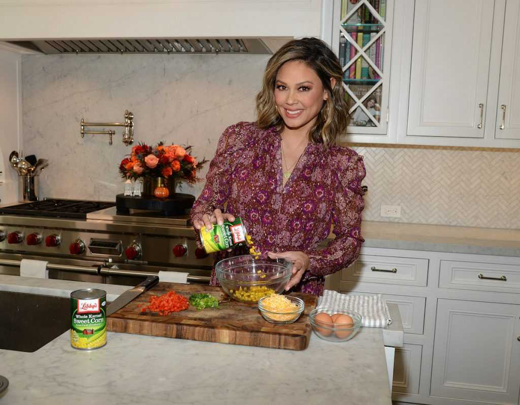 Vanessa Lachey teams up with Libby