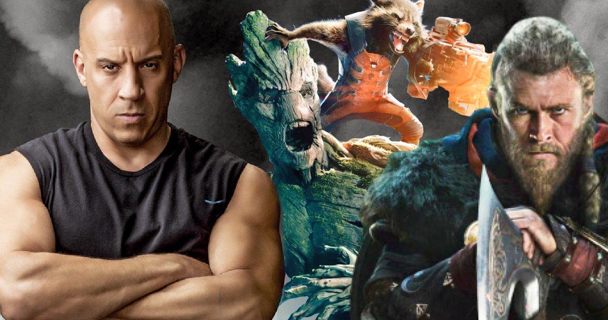 Vin Diesel Est Il Le Dernier Gardien à Rejoindre Thor: Love