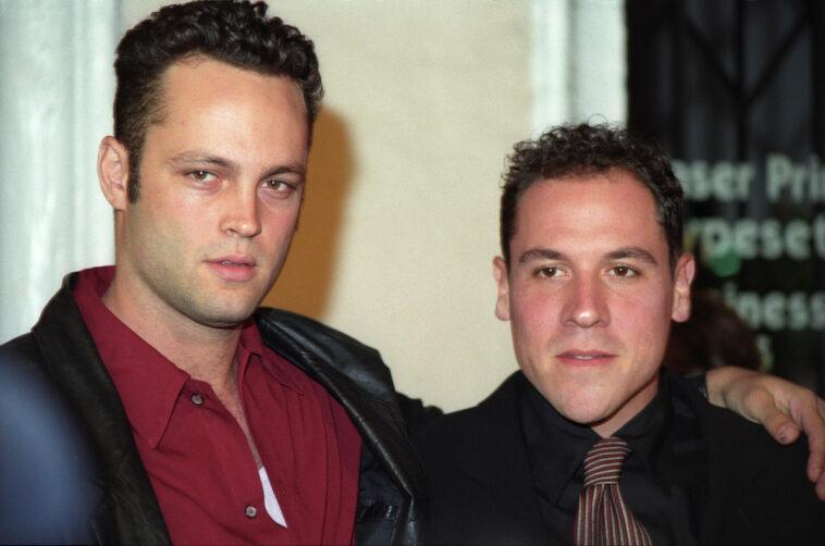 Vince Vaughn and Jon Favreau