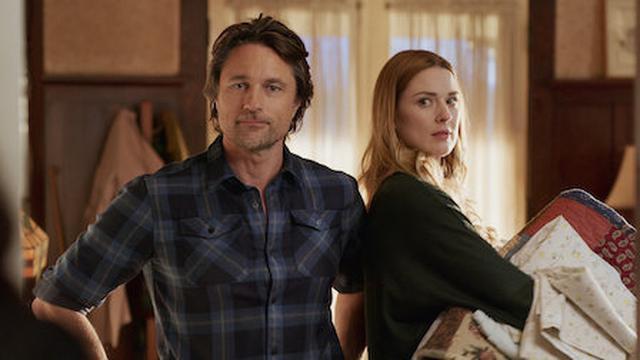 """Qui a tiré sur Jack à la fin de la deuxième saison de """"Virgin River""""?  (Photo: Netflix)"""