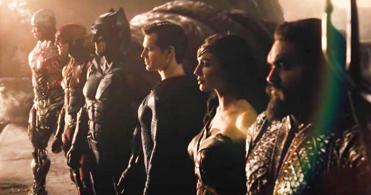 Voici Pourquoi La Bande Annonce De La Justice League De Zack