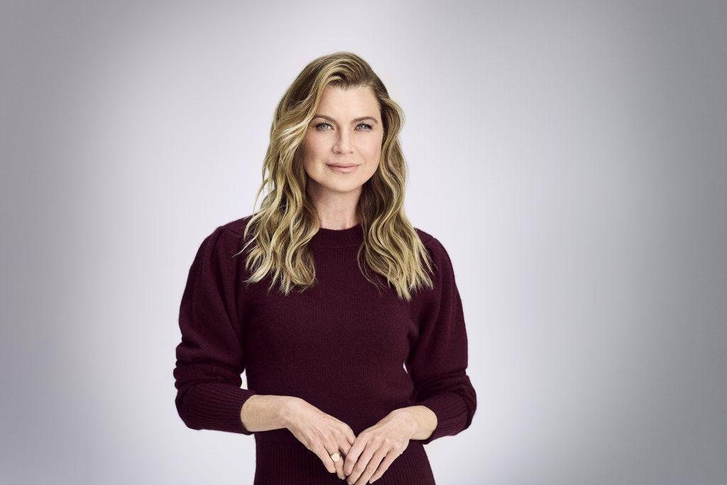 Ellen Pompeo, star de Grey's Anatomy dans le rôle de Meredith Gray