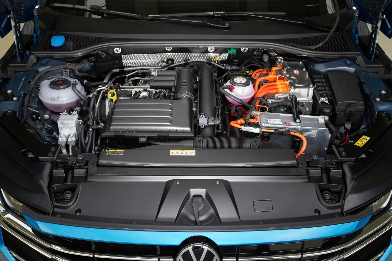 La propulsion hybride de la Volkswagen Arteon eHybrid